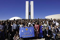 50 Anos da UDV do Plenário