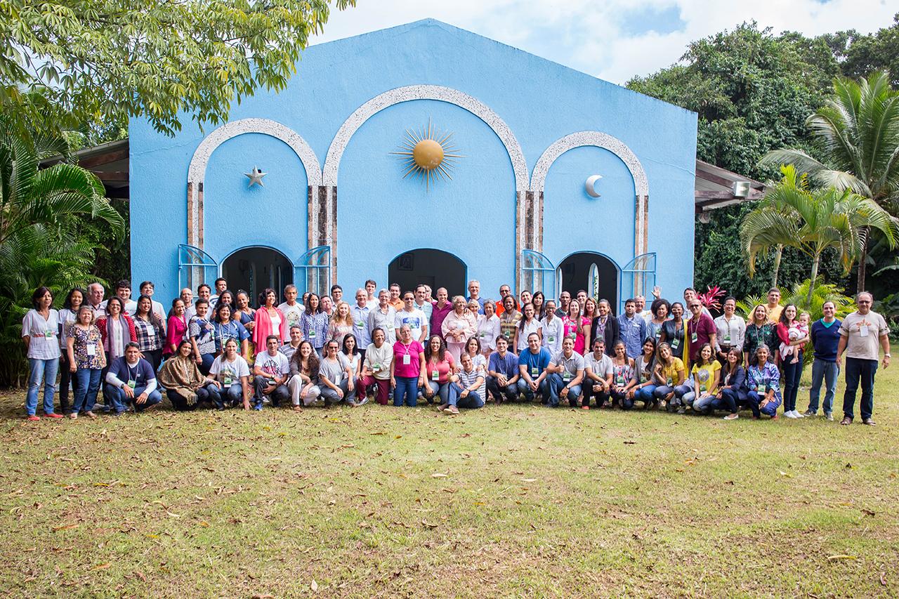 Participantes do Encontro do DEMEC na 4ª Região - Foto Luciano Oliveira