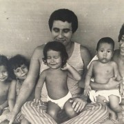 familia roberto evangelista