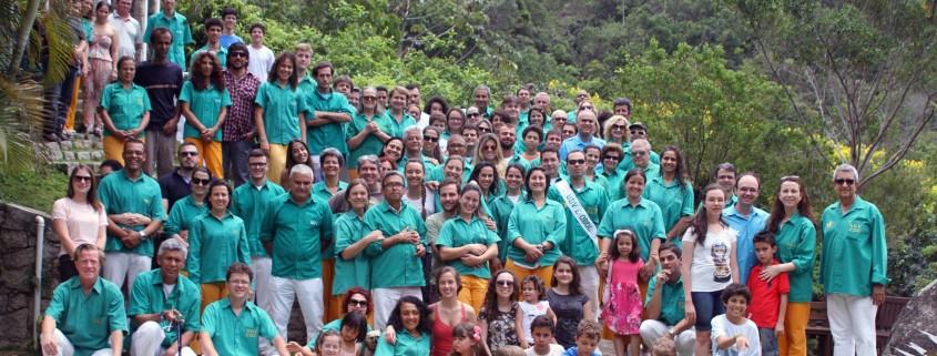 Irmandade do Núcleo Estrela D'Alva, 01 de novembro de 2014 | Foto: Fabrícia Possenti