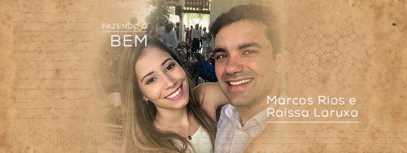 Marcos e Raíssa - arte blog