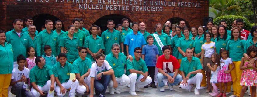 Irmandade celebrando o dia 10 de fevereiro de 2012 | DMC/N. M. Francisco