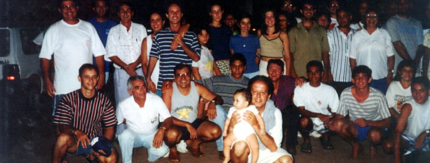 Irmandade do Núcleo Santa Luzia, 1997 | DMC/N. Santa Luzia